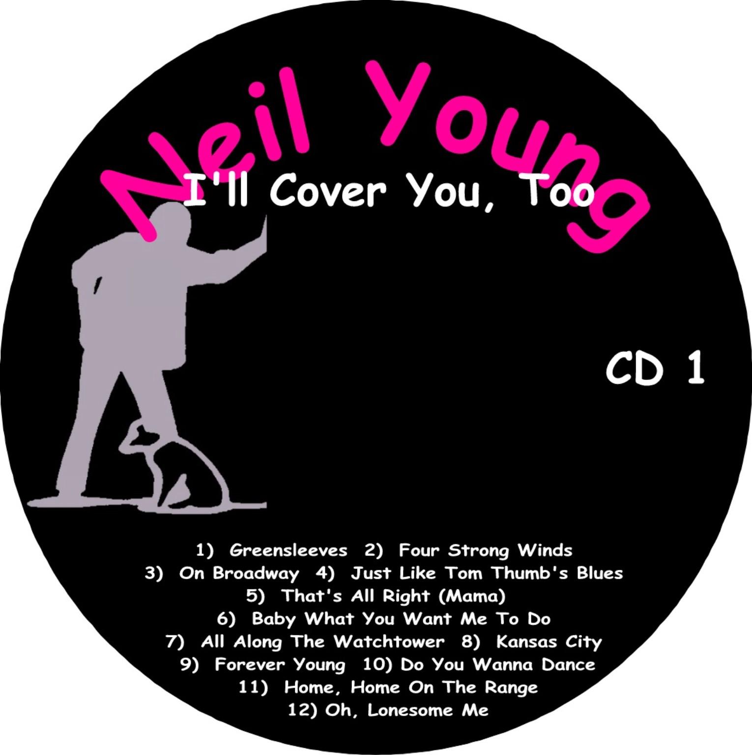 neil young discografía download